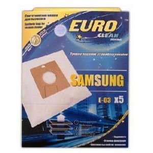 Пылесборники Aksel Euro clean E-03 4 шт