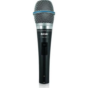 Микрофон BBK CM132, 5м, темно-серый
