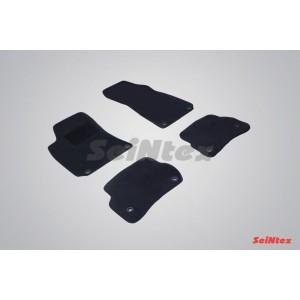 Ворсовые коврики LUX для Volkswagen Passat B5 1996-2005