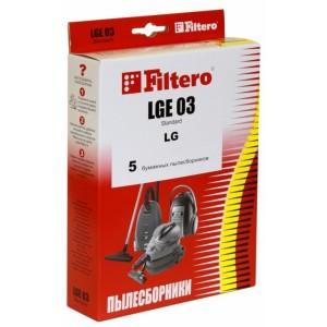 Пылесборники Filtero LGE 03 Стандарт 5 шт