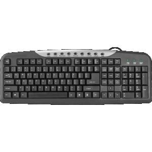 Клавиатура Defender HM-830, черный