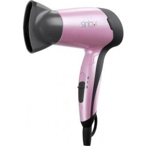 Фен Sinbo SHD 7022, розовый