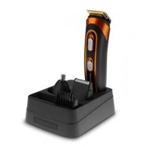 Триммер Rowenta TN9100F0 черный/оранжевый