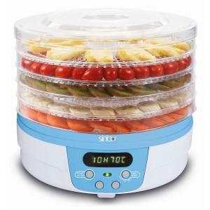 Сушилка для овощей и фруктов Sinbo SFD 7403, синий