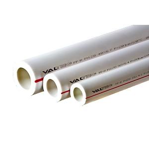 ТРУБА PP-R VALTEC, PN 20, 25 MM (белый)