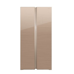 Холодильник HIBERG RFS-450D NFGY