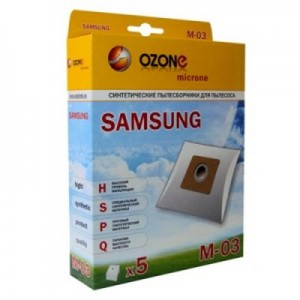 Пылесборники Ozone micron M-04