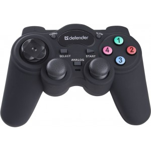 Джойстик DEFENDER GAME RACER TURBO USB-PS