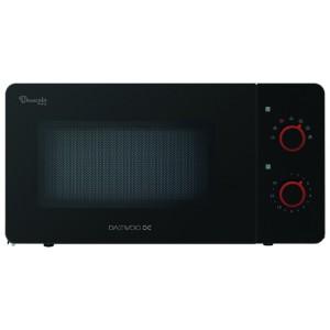 Микроволновая печь Daewoo KOR-5A17 черный/красный