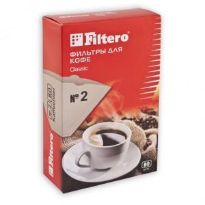 Фильтр для кофе Filtero №2/80