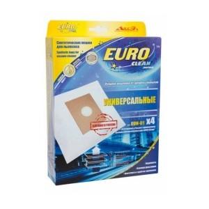 Пылесборники Aksel Euro clean EUN-01 4 шт