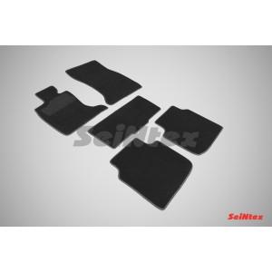 Ворсовые коврики LUX для BMW 7 Ser F-02 2008-2015