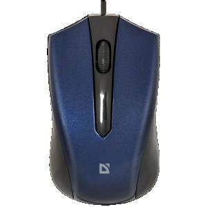 Мышь Defender Accura MM-950, синий