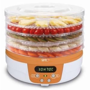 Сушилка для овощей и фруктов Sinbo SFD 7402, оранжевый