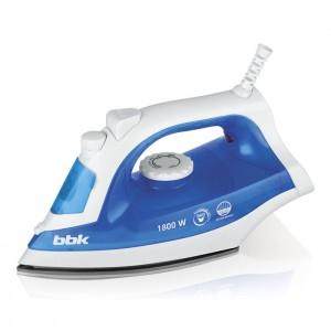 Утюг BBK ISE-1801, голубой