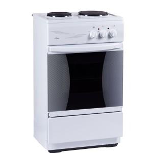Плита FLAMA CE3201-W, белый