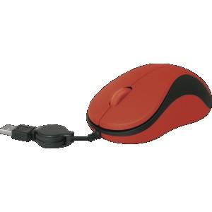 Мышь Defender MS-960, красный