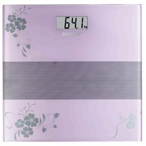 Весы напольные Scarlett SC-BS33E060, фиолетовый