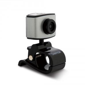 Веб-камера Canyon CNE-CWC2, серебристый