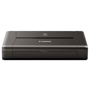 Принтер Canon Pixma IP110, струйный, цвет: черный [9596b009]