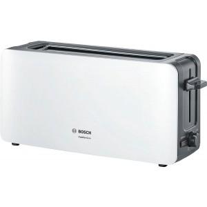 Тостер Bosch TAT 6A001, белый