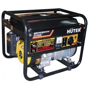 Генератор бензиновый Huter DY4000L
