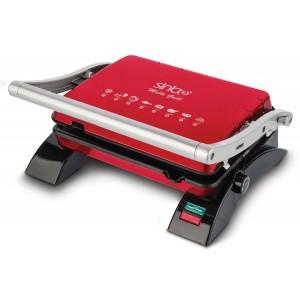 Электрогриль Sinbo SSM 2529, красный