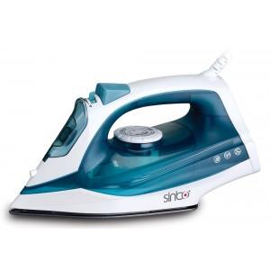 Утюг Sinbo SSI 6604, синий/белый