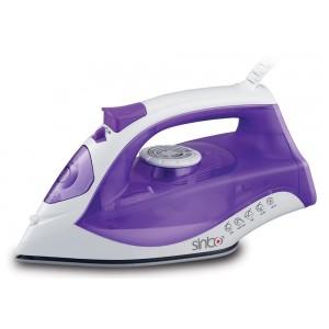 Утюг Sinbo SSI 6618, фиолетовый/белый