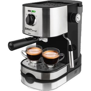Кофеварка Scarlett SL-CM53001, черный/серебристый