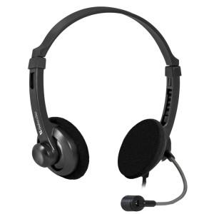 Наушники для ПК Defender Aura 104, черный
