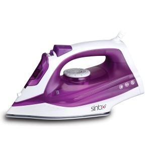 Утюг Sinbo SSI 6619, фиолетовый/белый