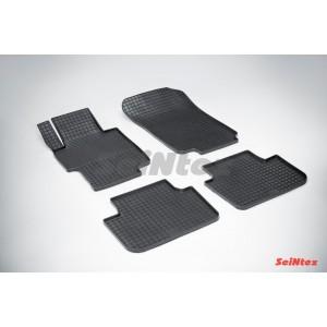 Резиновые коврики Сетка для Honda Accord VII 2002-2008