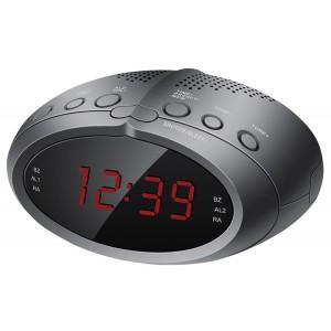 Радиобудильник HYUNDAI H-RCL220, черный