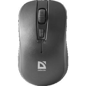 Мышь Defender Datum MS-005, черный