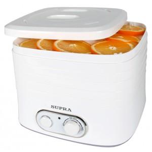 Сушилка для овощей и фруктов SUPRA DFS-523, белый
