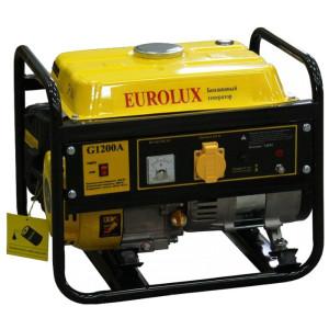 Генератор бензиновый Eurolux G1200A