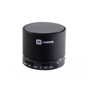 Портативная акустика Harper PS-012, черный