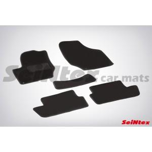 Ворсовые коврики LUX для Citroen C4 2004-2010