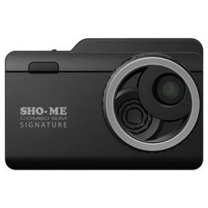 Радар-детектор Sho-Me Combo Slim Signature
