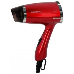Фен Polaris PHD 1463T, красный