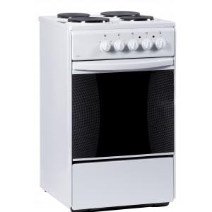 Плита FLAMA AE1406-W, белый