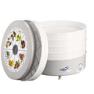 Сушилка для овощей и фруктов Ротор Дива СШ 007, 3 поддона