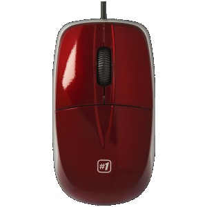 Мышь Defender MS-940, красный