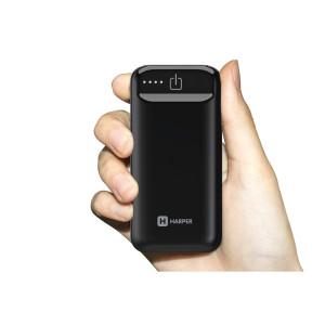 Внешний аккумулятор HARPER PB-2605, BLACK