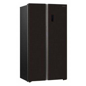 Холодильник HIBERG RFS-450D NFB