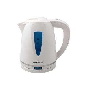 Чайник Polaris PWK 1038 C, белый/синий