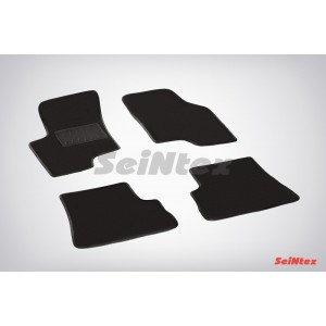 Ворсовые коврики LUX для Hyundai Getz 2002-2009