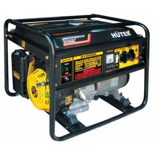 Генератор бензиновый Huter DY5000L, 220, 4кВт