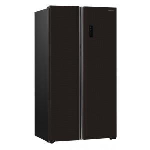 Холодильник HIBERG RFS-480D NFB